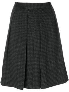 классическая плиссированная юбка Steffen Schraut