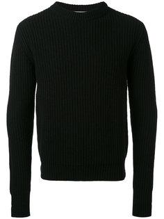 классический вязаный свитер Études