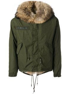 куртка A.S. army с меховой оторочкой As65