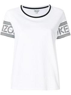 футболка с круглым вырезом  Kenzo