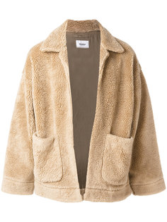 куртка из овчины Doublet