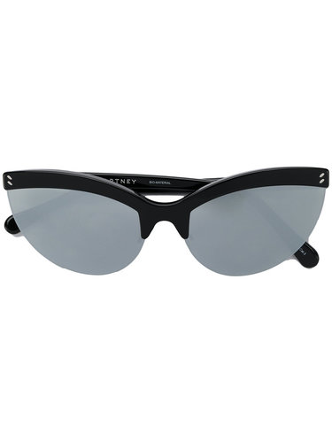 солнцезащитные очки в оправе 'кошачий глаз' Stella McCartney