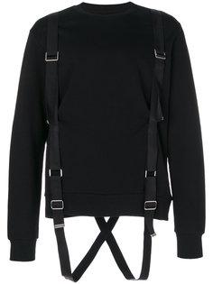 свитер с лямками Les Hommes