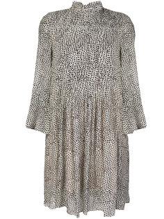 платье с узором  Dorothee Schumacher