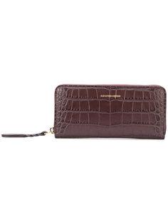 zip around continental wallet Alexander McQueen