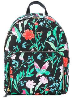 рюкзак с цветочным принтом Kate Spade
