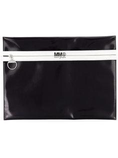 полосатый клатч Mm6 Maison Margiela