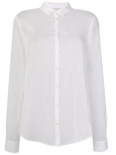 рубашка с оборками  Forte Forte