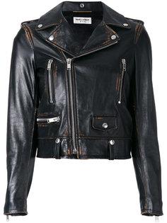 куртка Motorcycle Saint Laurent