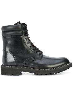 ботинки на шнуровке Givenchy