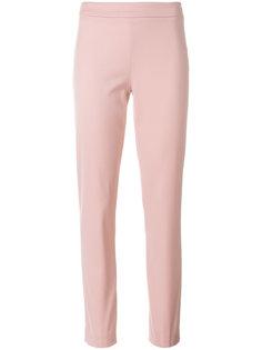 брюки слим  Moschino