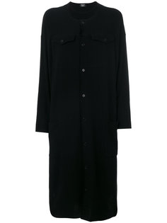 свободное платье-рубашка  Zucca