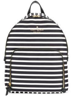 полосатый рюкзак Kate Spade