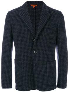 houndstooth pattern blazer Barena
