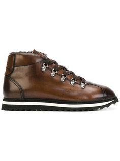 ботинки  со шнуровкой  Doucals