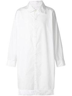 рубашка свободного кроя Yohji Yamamoto