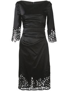 платье Love Lace Talbot Runhof
