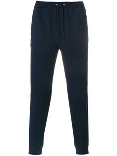 спортивные брюки с эластичным поясом Emporio Armani