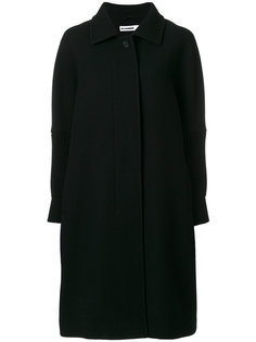 свободное пальто  Jil Sander
