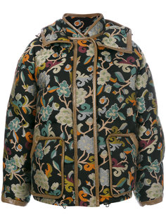 дутая куртка Mandala Etro