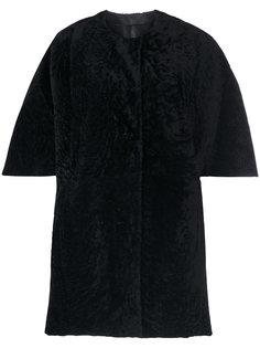 single breasted coat Drome