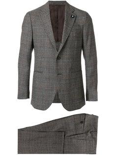 классический деловой костюм Lardini