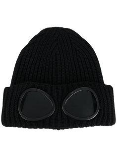 шапка с аппликацией CP Company