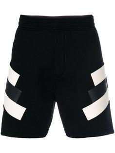 спортивные шорты Neil Barrett