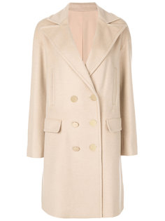 двубортное пальто  Giambattista Valli