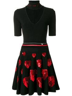 платье Milla Philipp Plein