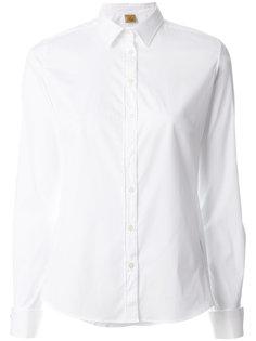 приталенная классическая рубашка  Fay