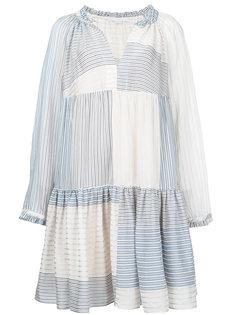 платье в полоску Erika Stella McCartney