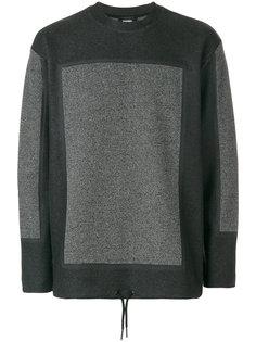 bicolour sweatshirt  Diesel