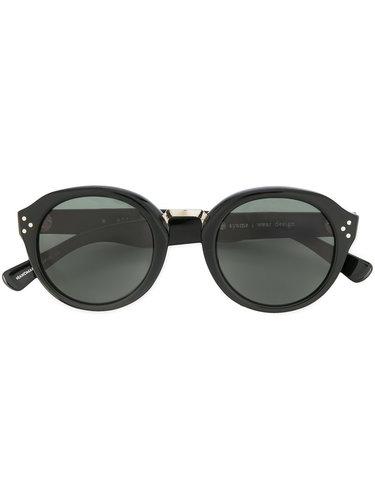 солнцезащитные очки с круглой оправой N. Hoolywood
