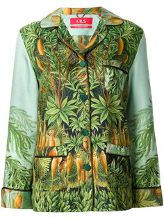 блузка с вышивкой  F.R.S For Restless Sleepers
