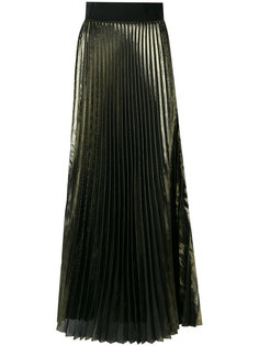 плиссированная юбка с завышенной талией Galvan