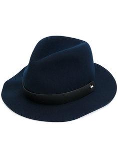 шляпа-федора с контрастной лямкой Rag & Bone