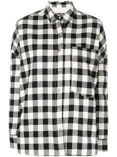 checked shirt Hache