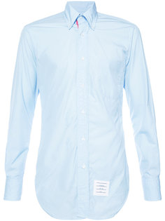рубашка из поплина  Thom Browne