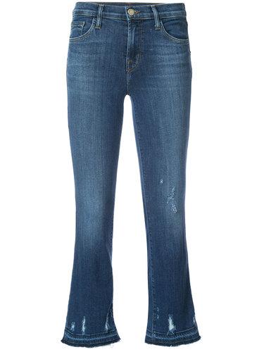 укороченные джинсы 'Selena' J Brand