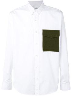 рубашка свободного кроя Ami Alexandre Mattiussi