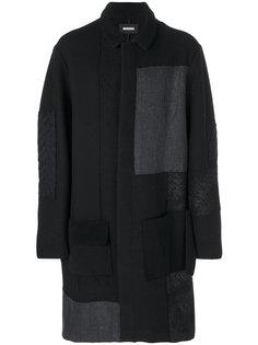 patchwork coat Moohong