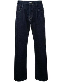 укороченные джинсы средней посадки Ganryu Comme Des Garcons
