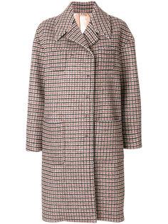 пальто с карманами  Nº21