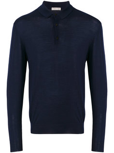 свитер с воротником-поло Etro