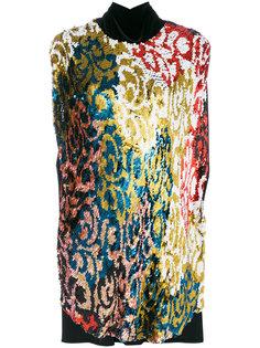 Lantern blouse  Talbot Runhof