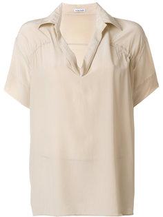 классическая блузка шифт  Tomas Maier