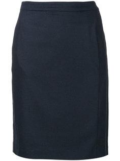 короткая юбка-карандаш  Fabiana Filippi
