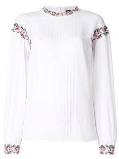 embroidered blouse Steffen Schraut