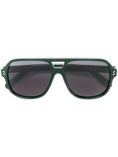 солнцезащитные очки-авиаторы Stella Mccartney Eyewear